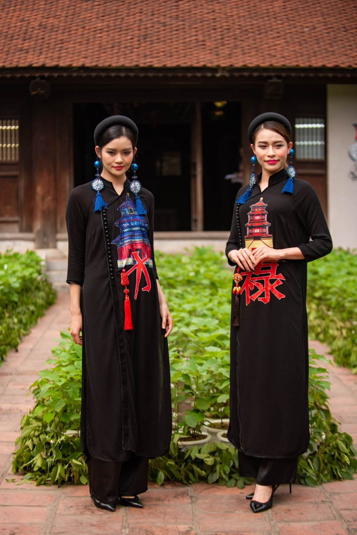 Fifteen designers introduce 15 Ao Dai collections inspired by the different cultural aspects of 15 countries worldwide.