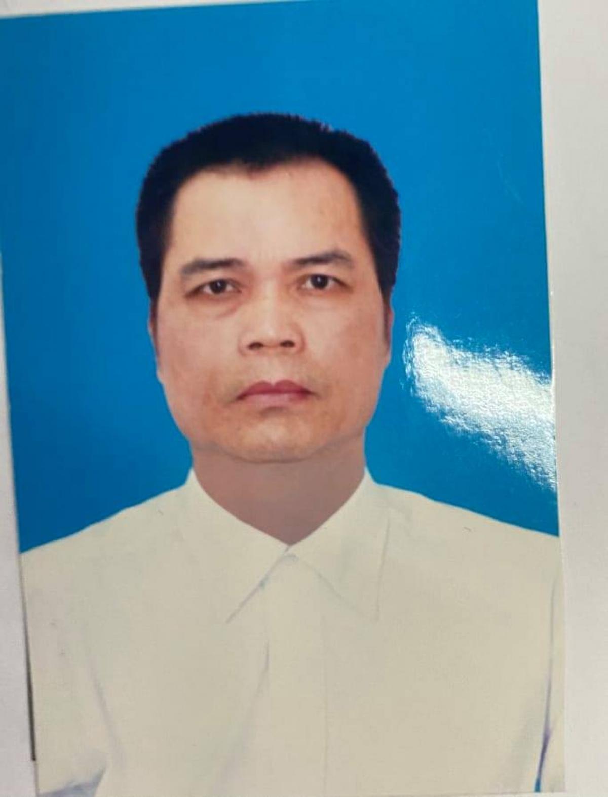 Đối tượng Nguyễn Danh Hòa.