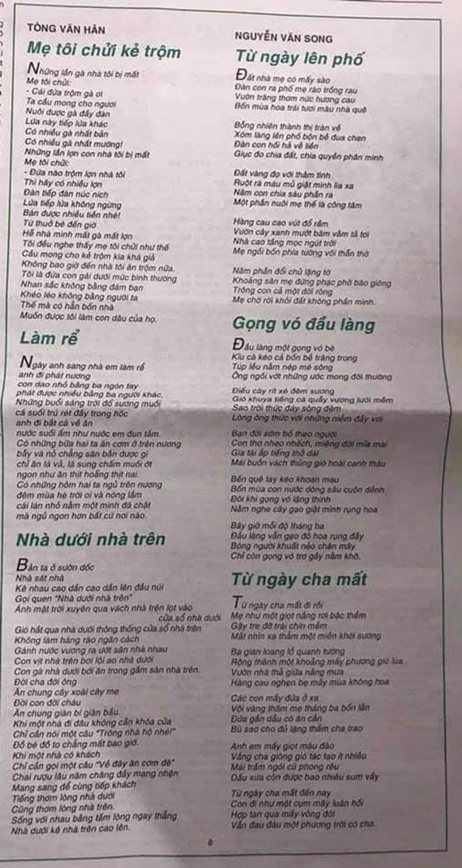 Một số bài thơ đoạt giải Cuộc thi thơ 2019-2020của Báo Văn nghệ