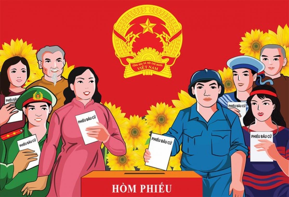 Bầu cử là quyền lợi và nghĩa vụ của mọi công dân (Ảnh minh họa)
