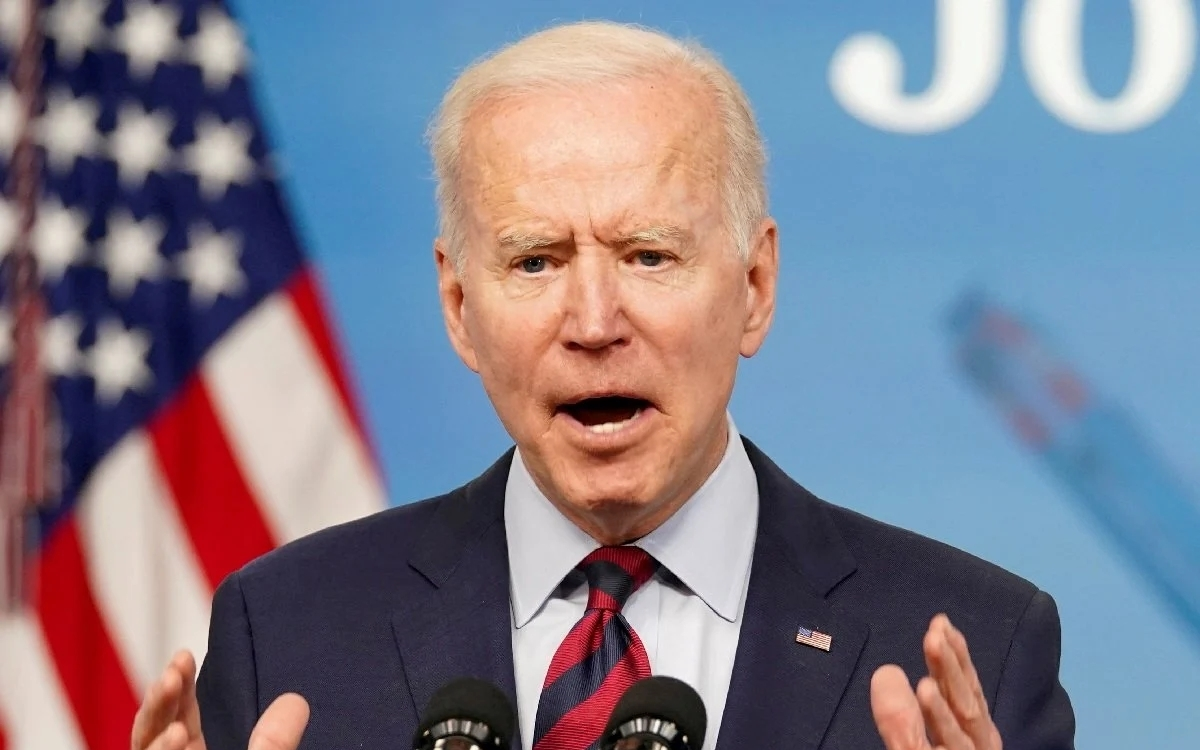 Tổng thống Mỹ Joe Biden. Ảnh: Reuters.