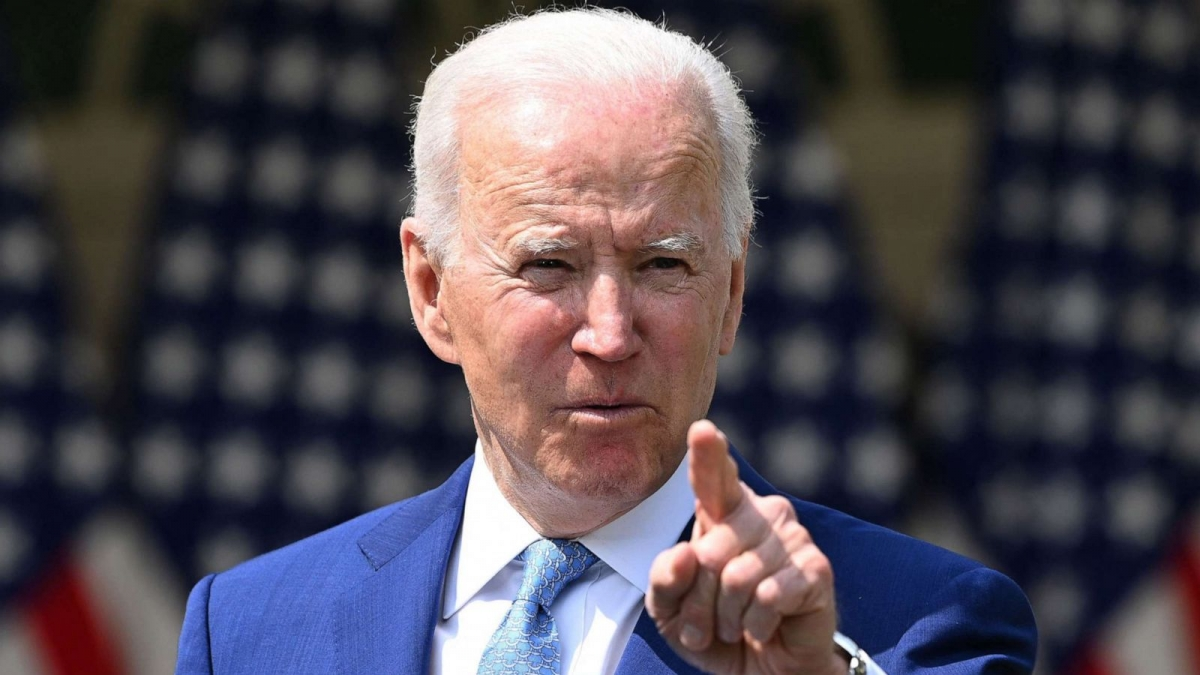 Tổng thống Biden cam kết ưu tiên giải quyết vấn đề bạo lực súng đạn. Ảnh: ABC News