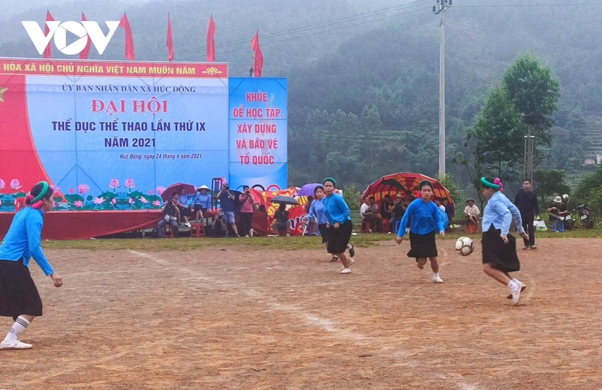The annual women's football competition serves as one of the highlights of the festival.