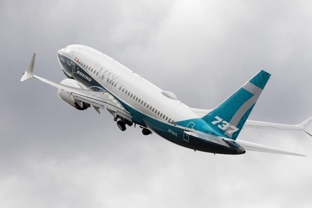 A Boeing 737 Max aircraft. (Photo: Shutterstock)