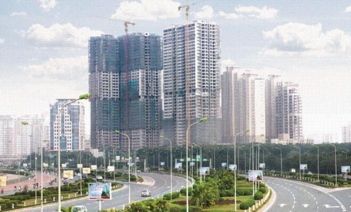 Giá căn hộ ở TPHCM đang cao hơn Hà Nội khá nhiều. Ảnh minh họa: KT