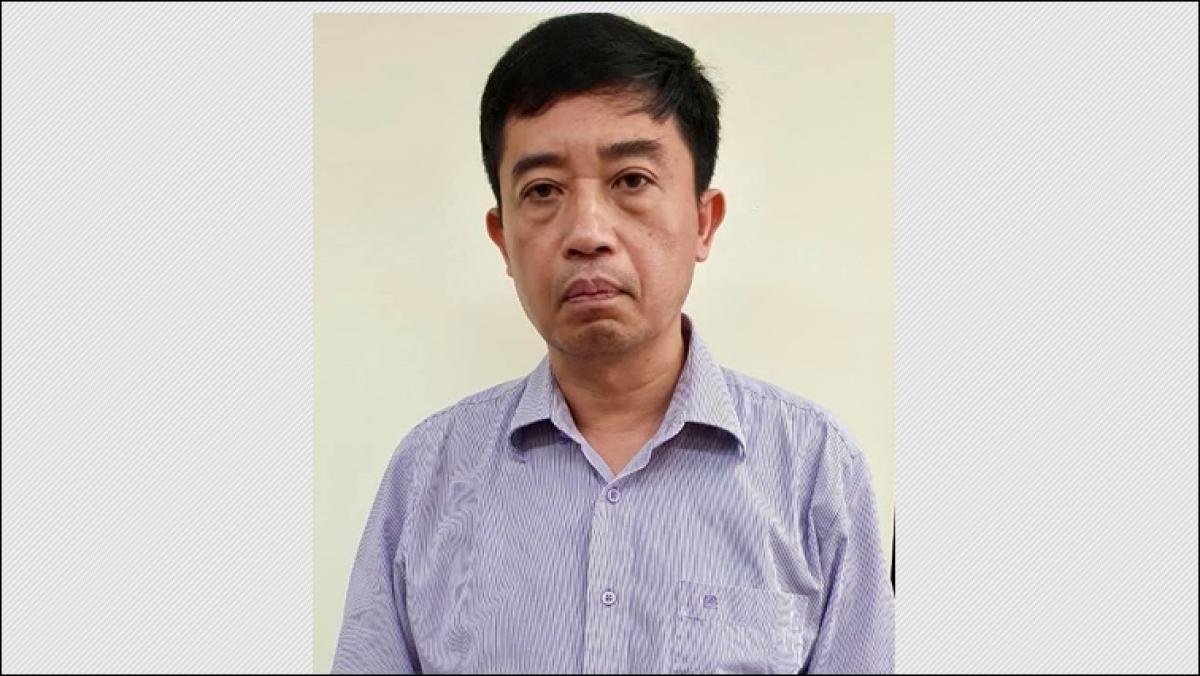 Bị can Phạm Vũ Hải