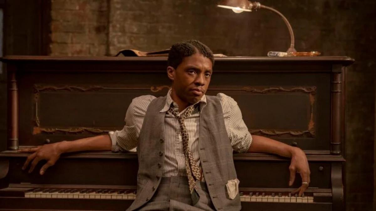 Chadwick Boseman chắc chắn giành được tượng vàng Oscar cho vai diễn cuối cùng.