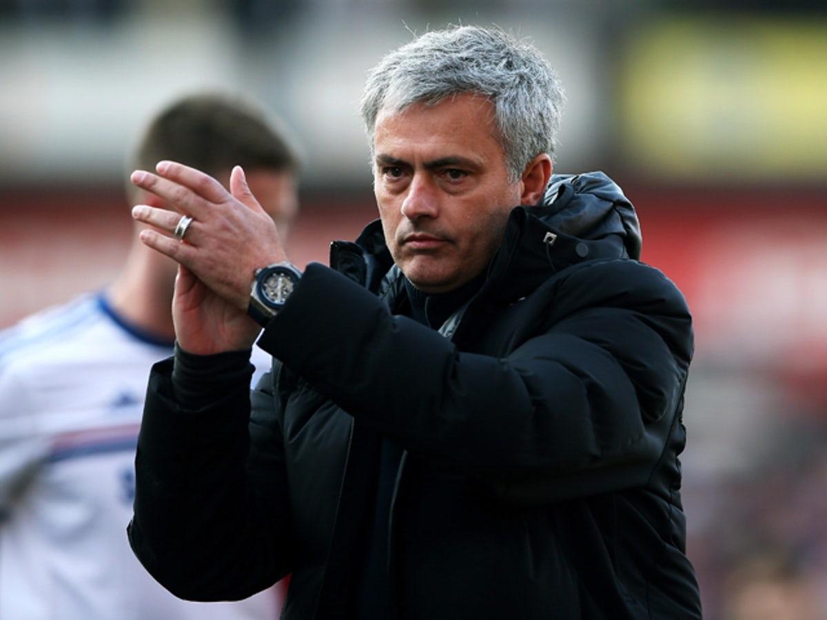 Ngày này 7 năm trước, kỷ lục bất bại trong các trận đấu trên sân nhà ở các giải VĐQG trong sự nghiệp cầm quân của HLV Mourinho đã bị chặn lại ở con số 77. (Ảnh: Getty).