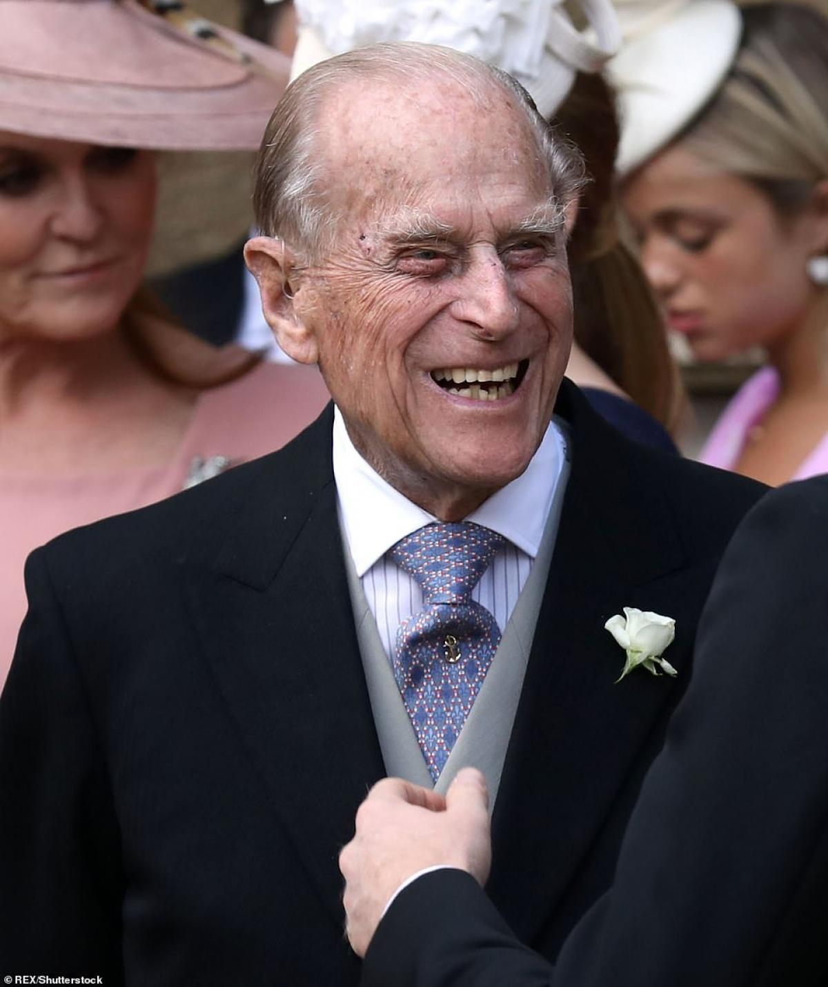 Hoàng thân (Vương tế) Philip năm 2019. Ông là người luôn hết mình ủng hộ Nữ hoàng Anh Elizabeth. Ông qua đời tại lâu đài Windsor (Anh) hôm 9/4, thọ 99 tuổi.