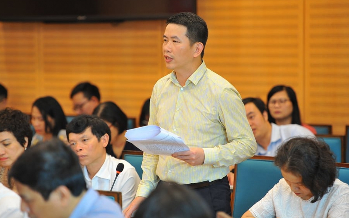 Ông Phạm Tuấn Long - Chủ tịch UBND quận Hoàn Kiếm cho biết, quận đang chuyển hướng mạnh mẽ phát triển du lịch.