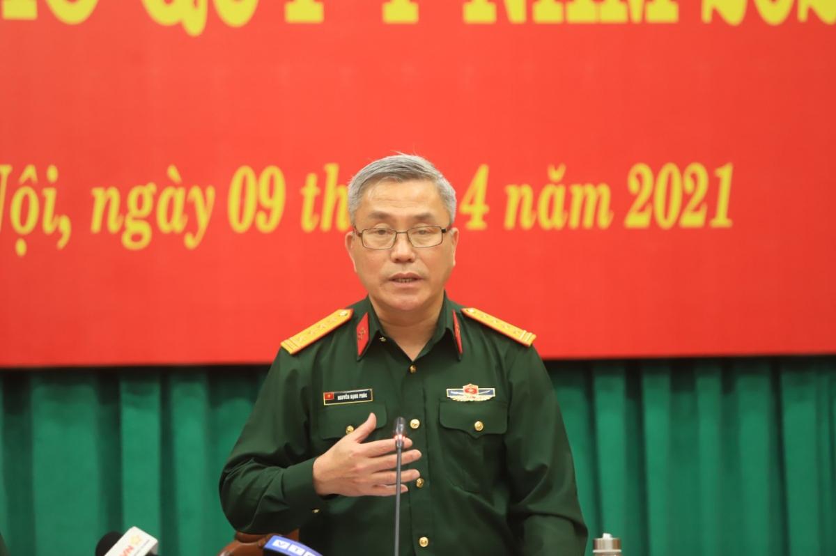 Đại tá Nguyễn Hạnh Phúc
