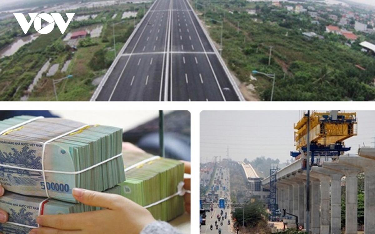Đầu tư công được đánh giá là yếu tố quan trọng góp phần tạo nên tăng trưởng kinh tế năm 2021.