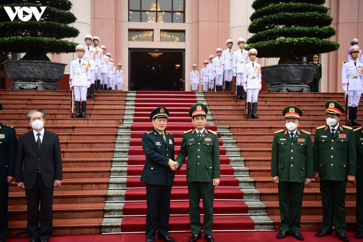Thời gian qua, các hoạt động giao lưu, hợp tác giữa hai nước Việt Nam - Trung Quốc, hai Bộ Quốc phòng nói chung, giữa lực lượng bảo vệ biên giới hai nước nói riêng không ngừng được thúc đẩy.