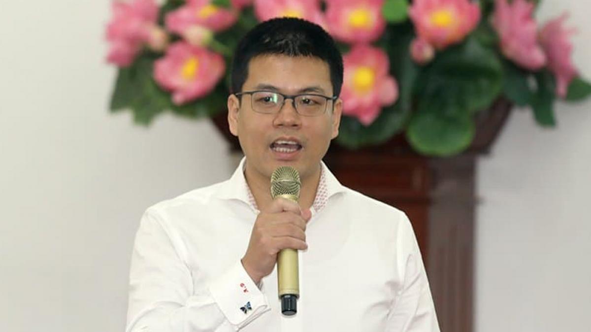 TS. Nguyễn Anh Dương - Trưởng Ban Nghiên cứu tổng hợp của CIEM