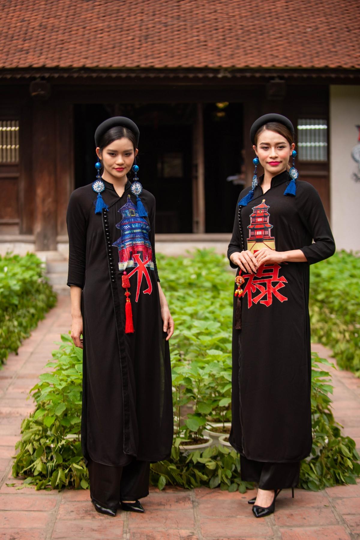 Tôn vinh áo dài không chỉ là tôn vinh vẻ đẹp của nó mà còn là tôn vinh vẻ đẹp và tinh thần của người phụ nữ Việt Nam.