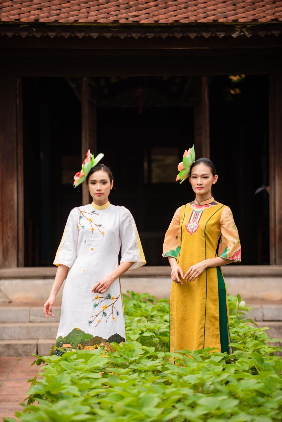 Tham dự chương trình sẽ có 15 nhà thiết kế (NTK) trong cả nước, giới thiệu 15 bộ sưu tập áo dài lấy ý tưởng từ 15 quốc gia trên thế giới.