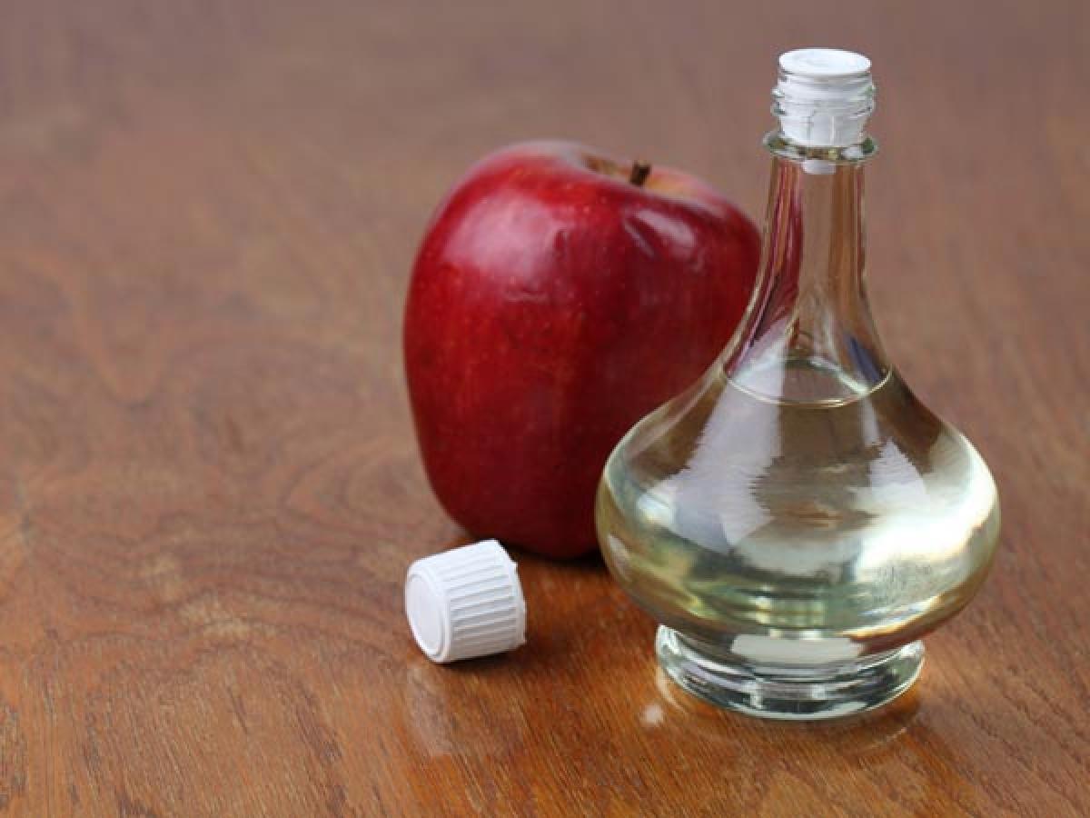 Thêm giấm vào chế độ ăn: Thêm giấm táo vào chế độ ăn uống sẽ giúp bạn duy trì mức đường huyết ổn định, từ đó giúp bạn nhanh chóng đạt được cân nặng mơ ước.