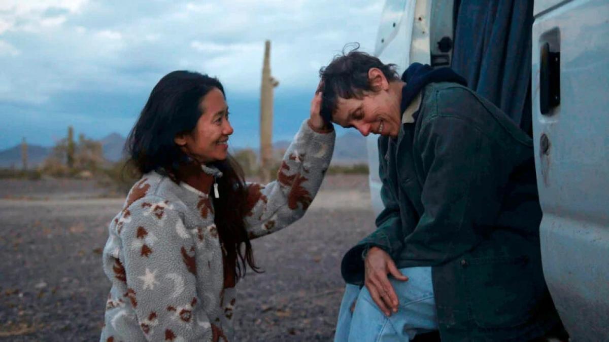 """Chloe Zhao dự đoán là chủ nhân tượng vàng hạng mục """"Đạo diễn""""."""