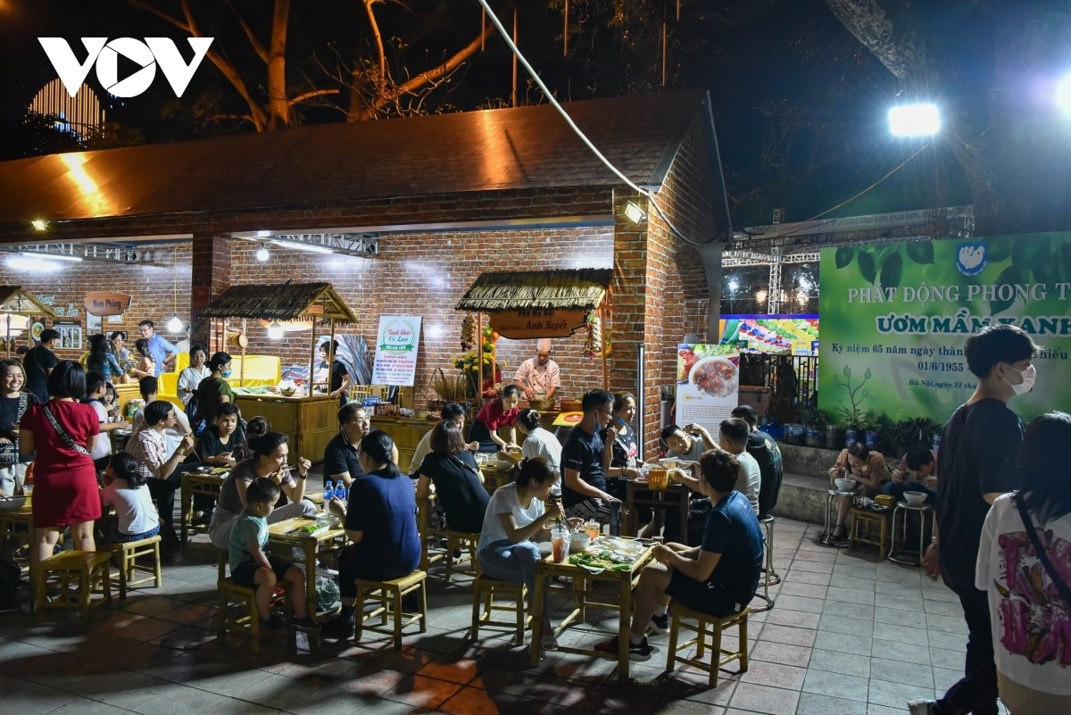 The culinary space proves highly popular among diners.