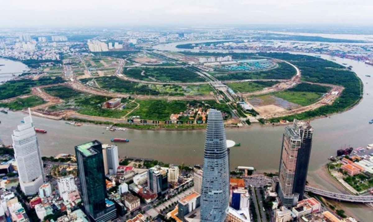 HCM City is now home to 440,000 registered enterprises.