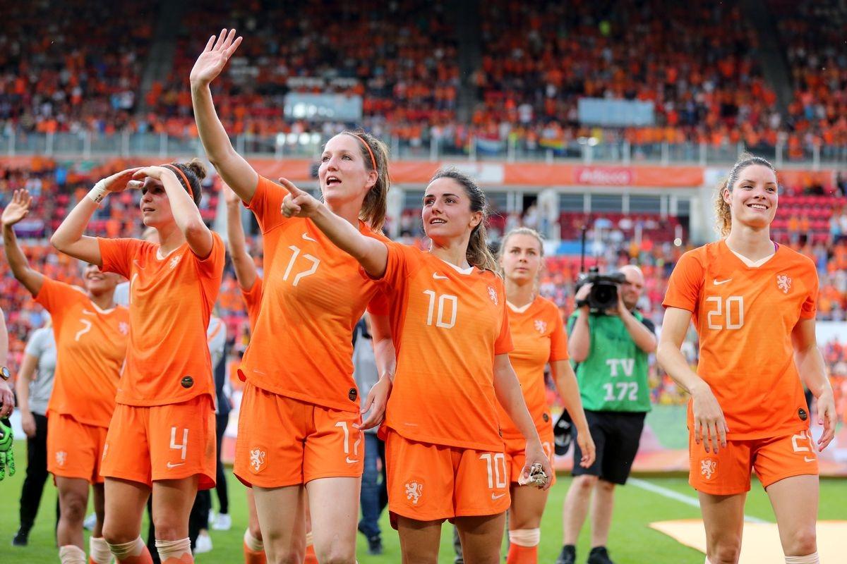 ĐT nữ Hà Lan