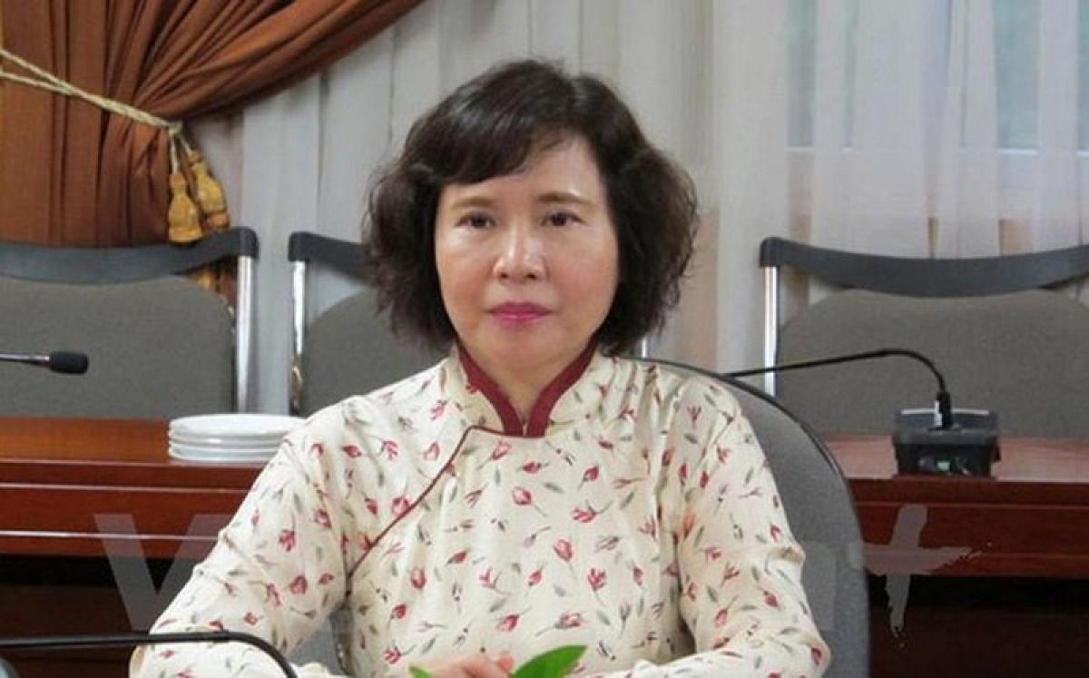Bà Hồ Thị Kim Thoa hiện đã bỏ trốn