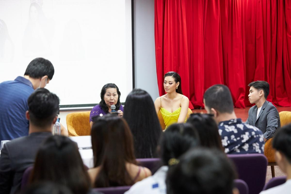 Hơn một năm đồng hành với ngôi nhà OBV, Khánh Vân xem đây là dự án tâm huyết của mình, không chỉ hỗ trợ các em nơi sinh sống, học tập mà còn góp phần định hướng tương lai thông qua những chuyến ghé thăm, sinh hoạt cùng các em nhỏ.