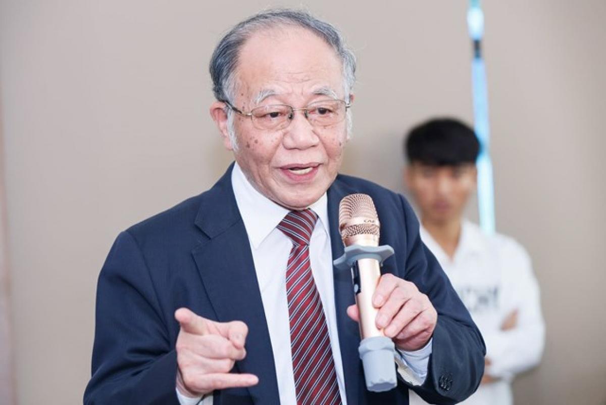 PGS.TS Hoàng Chí Bảo (Ảnh: Quang Vinh)