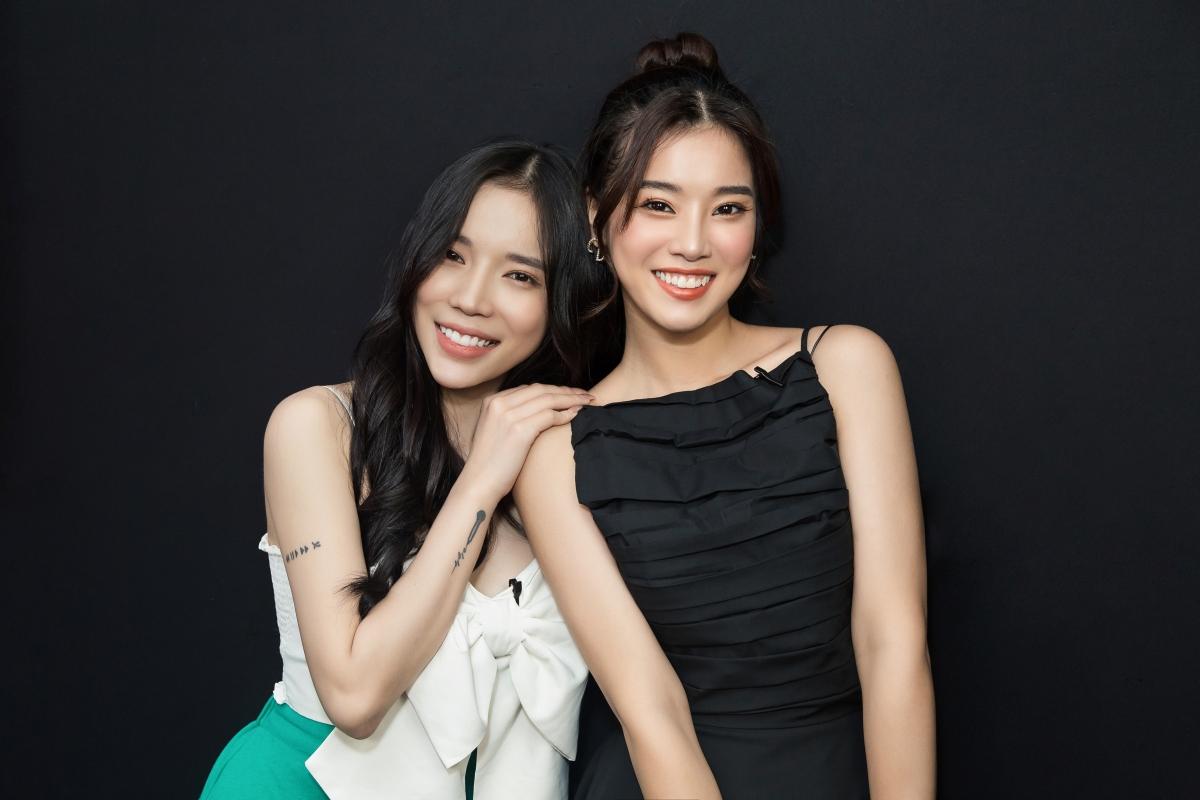 """Hoàng Yến Chibi kết hợp Lyly trong ca khúc mới """"Yêu thầm""""."""