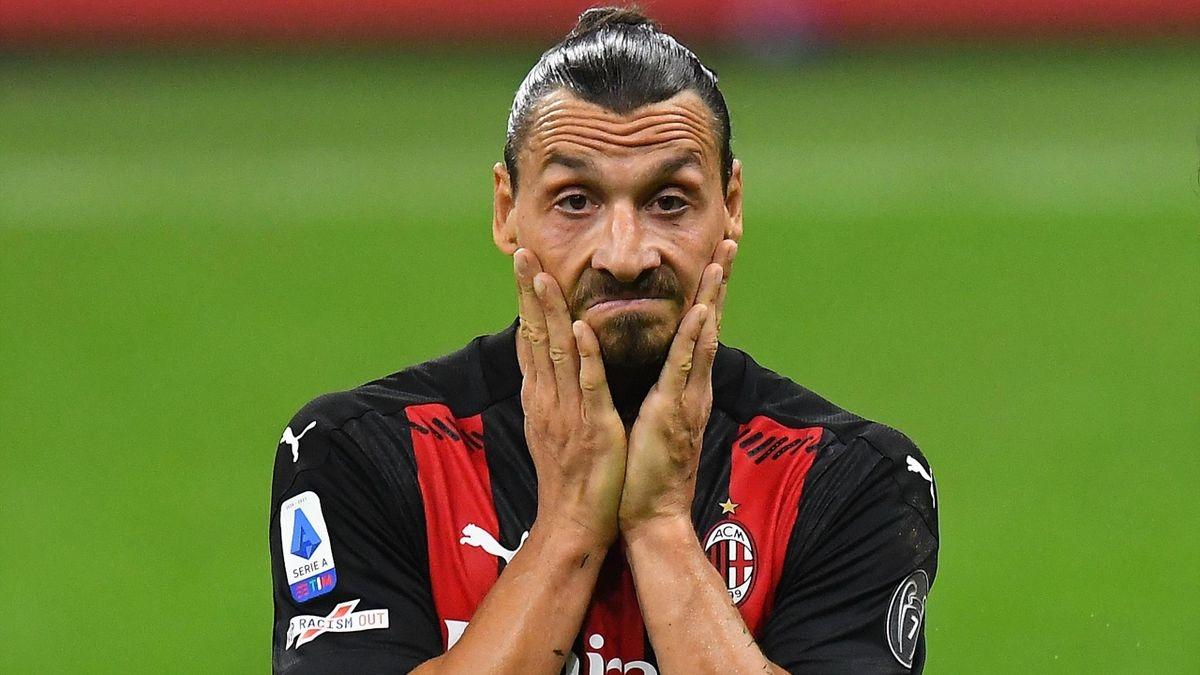 Zlatan Ibrahimovic có nguy cơ bị cấm thi đấu 3 năm. (Ảnh: Getty)