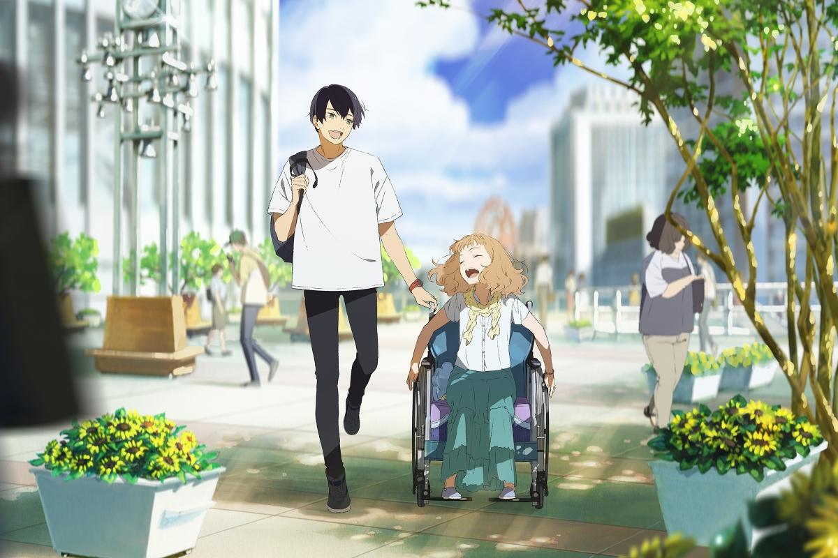 """Josee: Khi nàng thơ yêu"""" sẽ tiếp tục được ra mắt khán giả với phiên bản anime đầy ngọt ngào."""