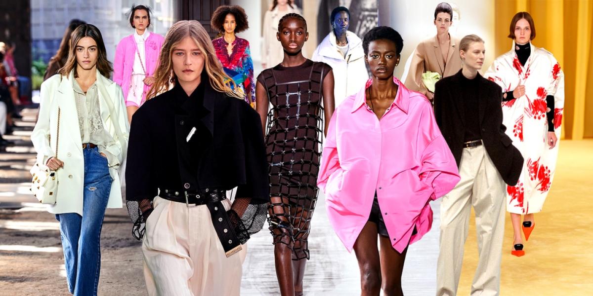 Thế giới thời trang trở nên gần gũi hơn thông qua các nền tảng số.