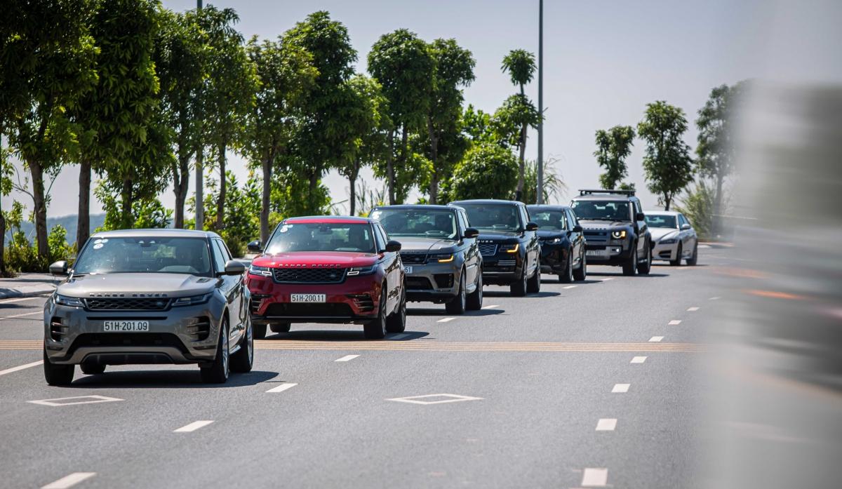 Trong năm 2020, Jaguar Land Rover Việt Nam đã tổ chức chuỗi chương trình Trải nghiệm và Dịch vụ lưu động tại 7 tỉnh thành tại Việt Nam.