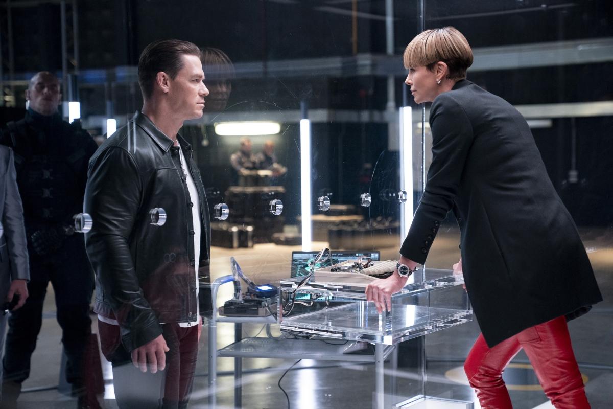 Đối tác bất ngờ của em trai Dom lại chính là kẻ thù huyền thoại mà nhóm anh chưa hạ gục được - Cipher.