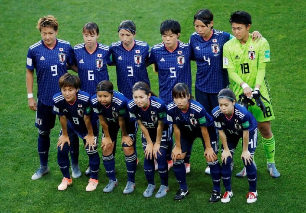 ĐT nữ Nhật Bản