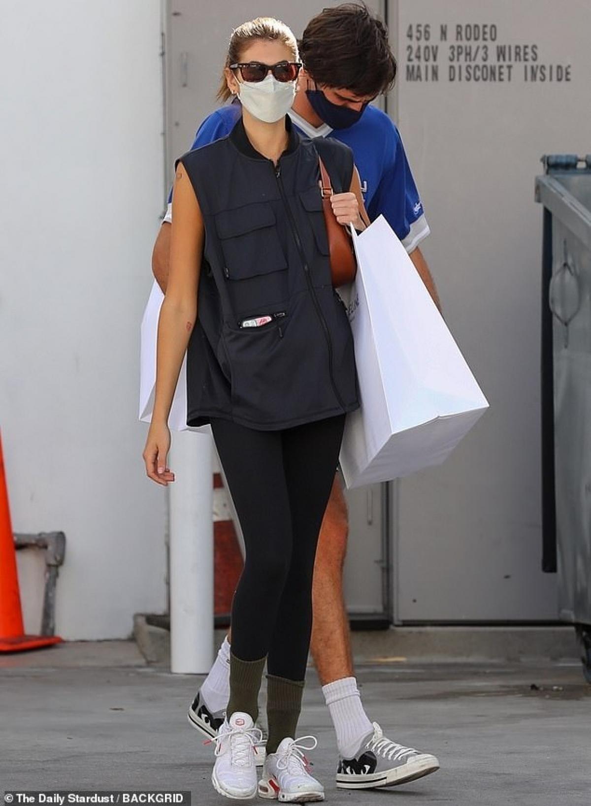 Kaia Gerber hiện là một trong những người mẫu nổi tiếng nhất hiện nay.