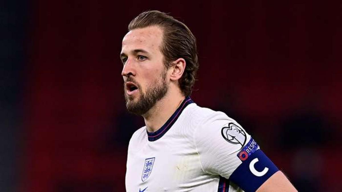 Harry Kane đang có phong độ rất cao trong màu áo ĐT Anh (Ảnh: Getty).