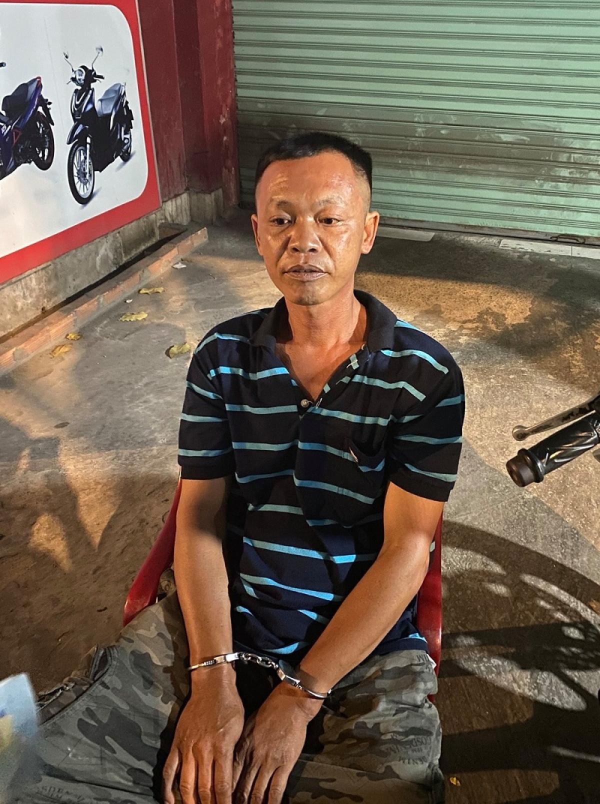 Đối tượng Nguyễn Quốc Lâm
