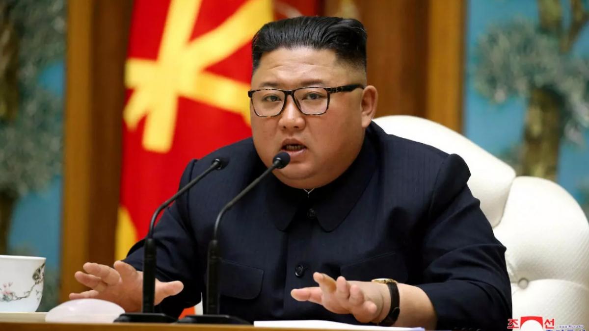 Nhà lãnh đạo Triều Tiên Kim Jong-un. Ảnh: France 24