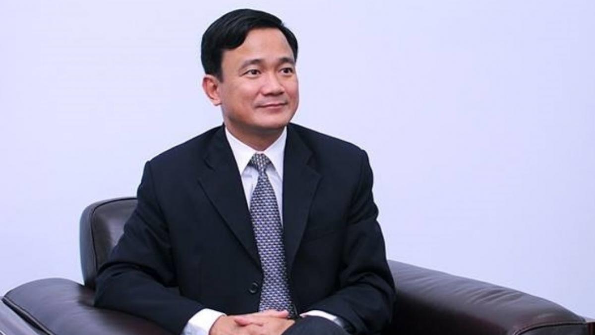 Ông Lê Vinh Danh, nguyên Hiệu trưởng trường Đại học Tôn Đức Thắng.