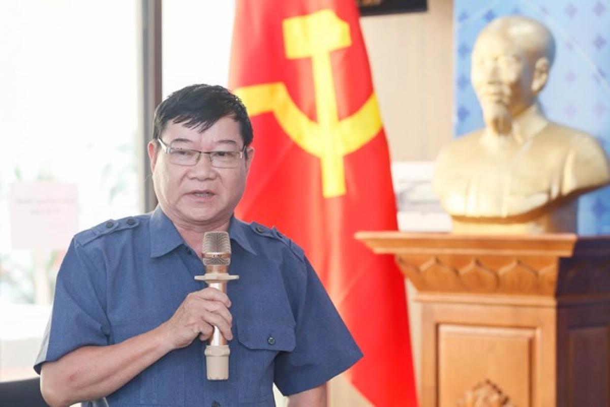 Ông Lê Như Tiến (Ảnh: Quang Vinh)