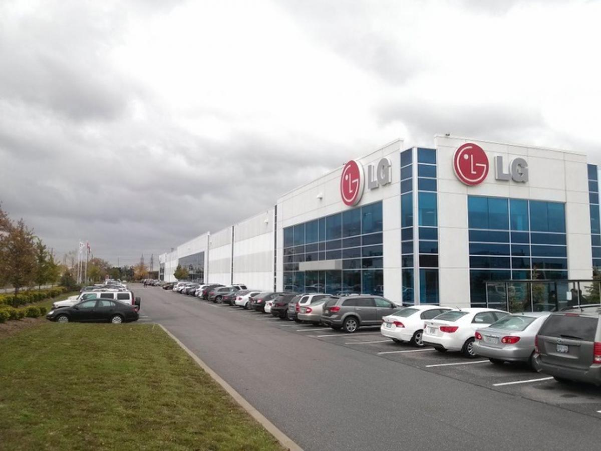 LG Electronics begins shutting down smartphone plant in Hai Phong