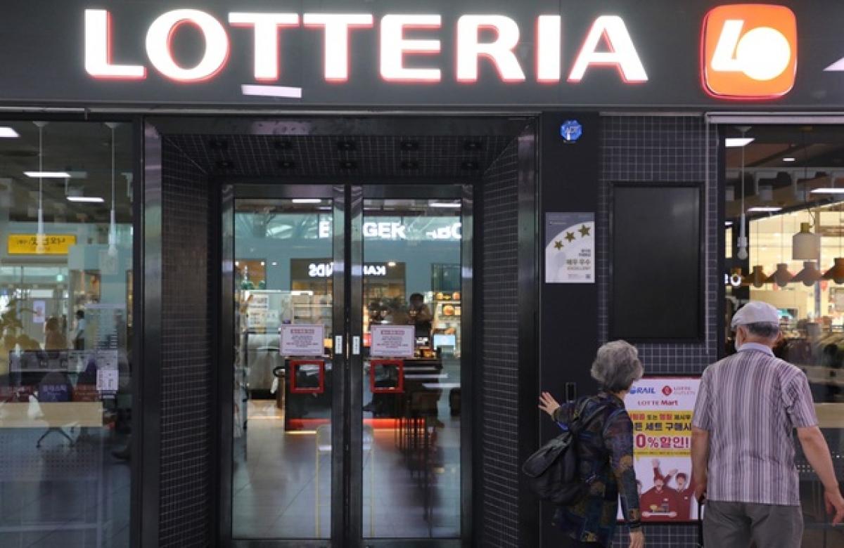 Korea Times cho hay, Lotteria đang lỗ tại nhiều thị trường, trong đó có Việt Nam. (Ảnh: Korea Times).