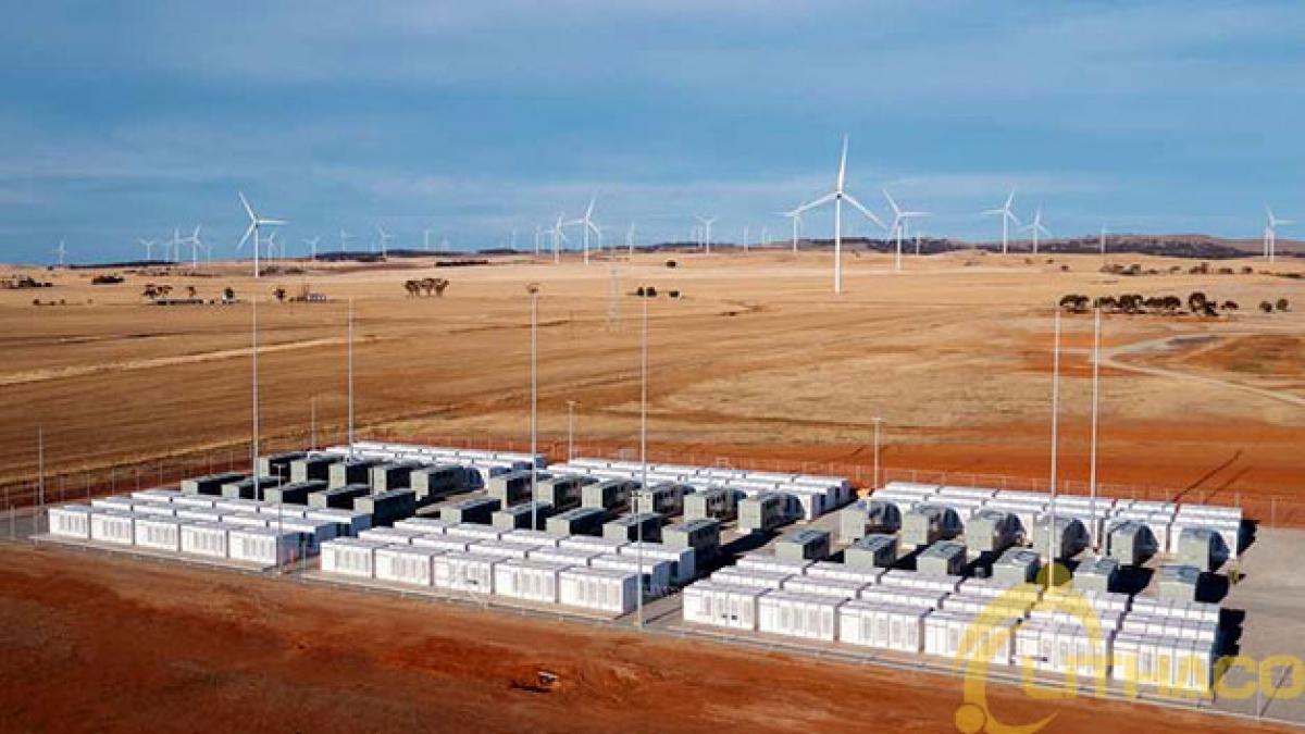 Công nghệ lưu trữ điện năng cần đồng hành với phát triển năng lượng tái tạo.Ảnh:lithaco.vn
