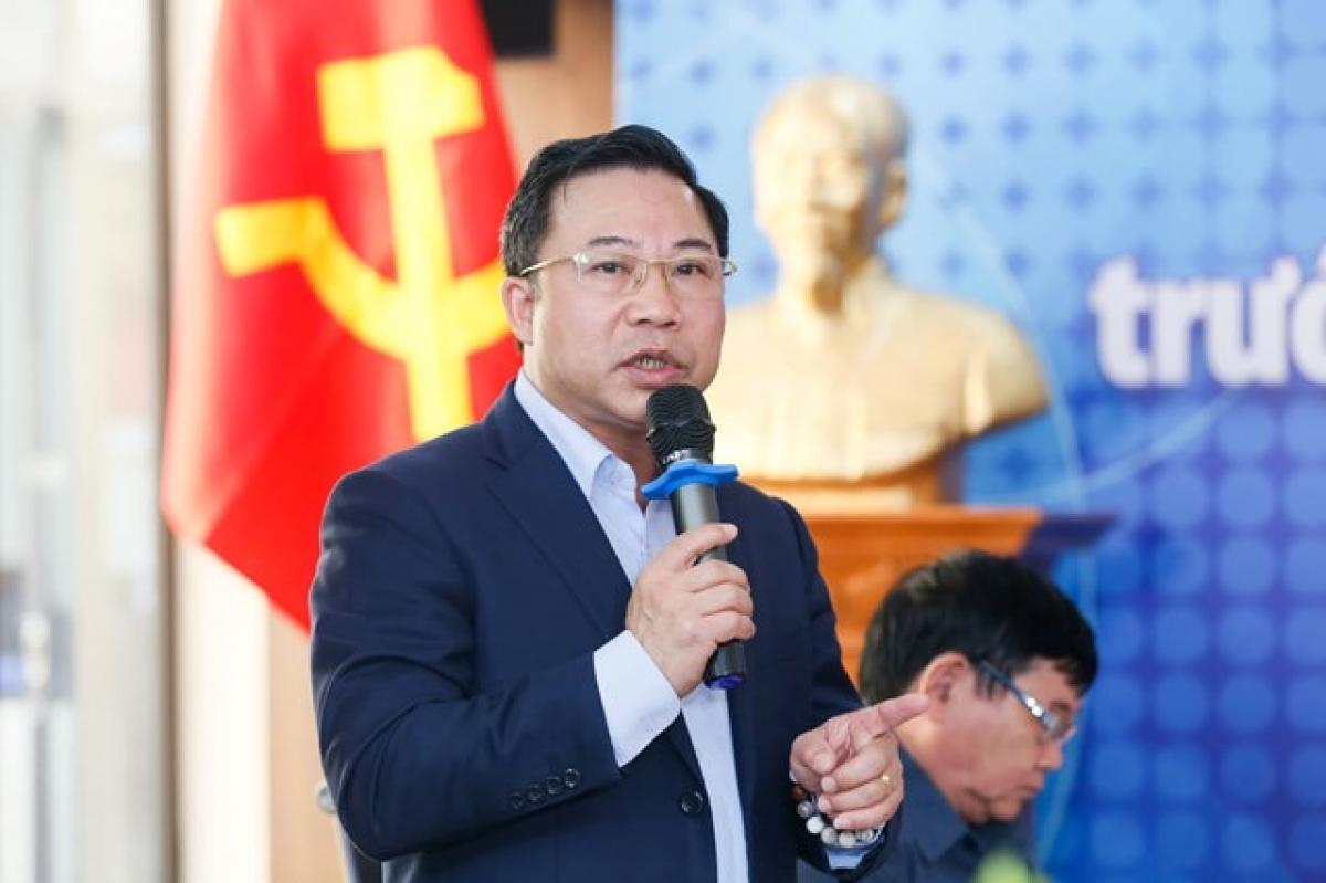 Ông Lưu Bình Nhưỡng (Ảnh: Quang Vinh)