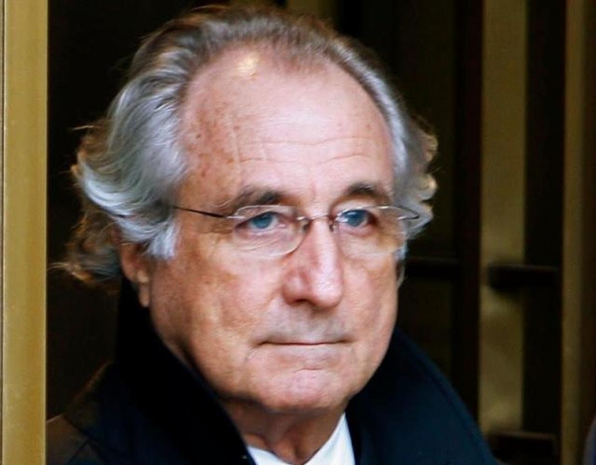 Siêu lừa Bernard Madoff. Ảnh:Reuters