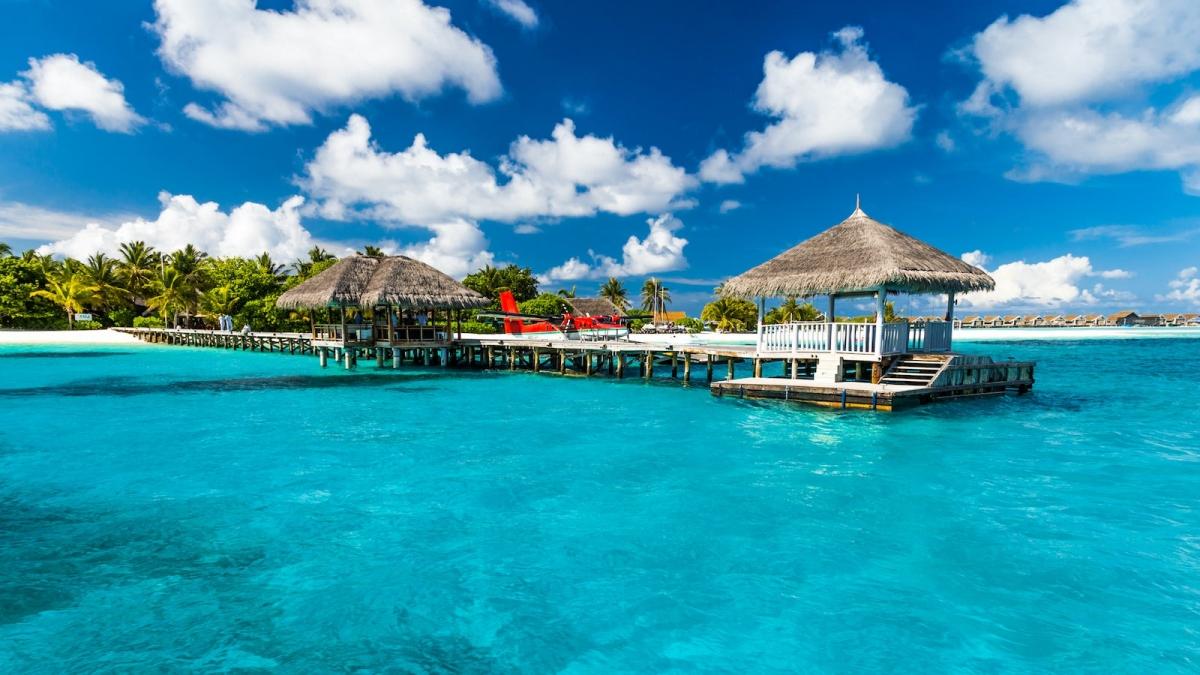 """Maldives được mệnh danh là """"thiên đường nghỉ dưỡng"""". Nguồn: Getty Images"""