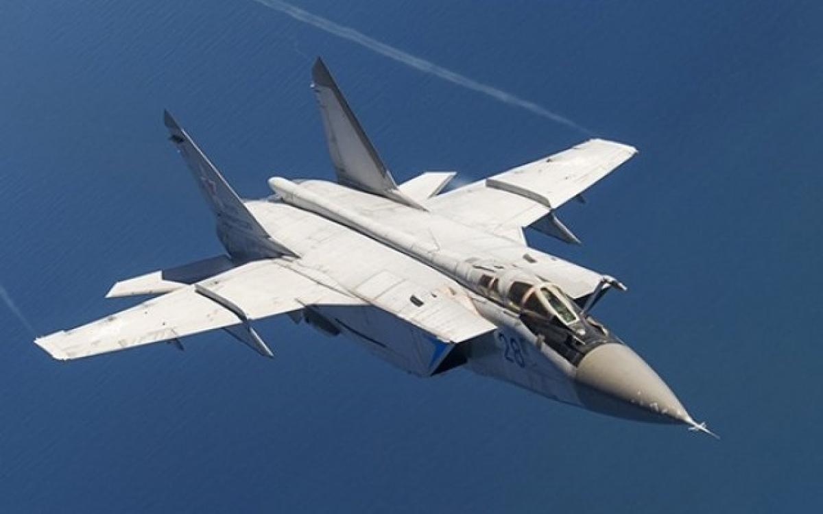 Một chiếc MiG-31. Ảnh: Defense World.