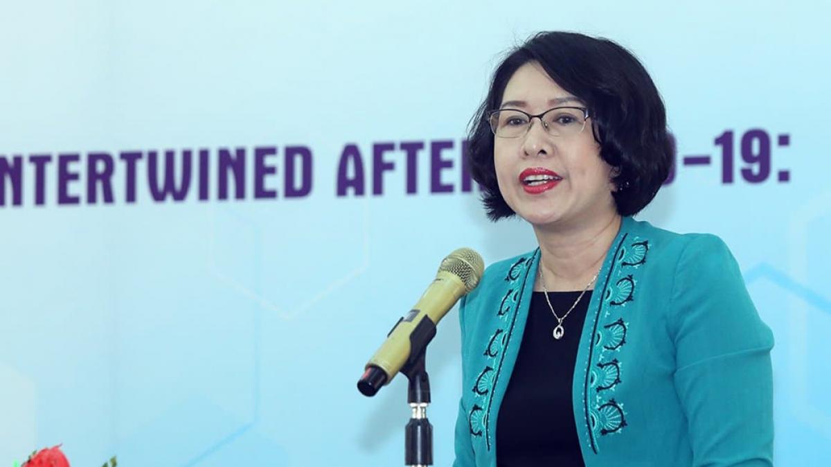 Viện trưởng CIEMTrần Thị Hồng Minh
