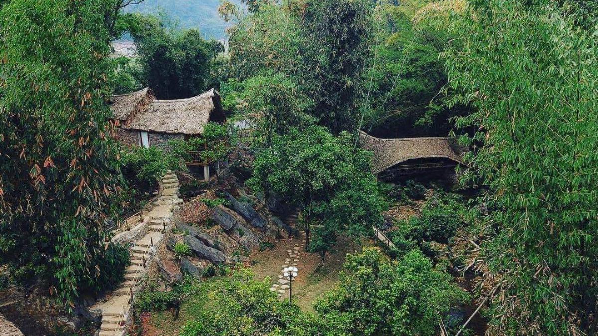 Mộc Châu Retreat.Nguồn:Ban Quản lý Khu du lịch quốc gia Mộc Châu